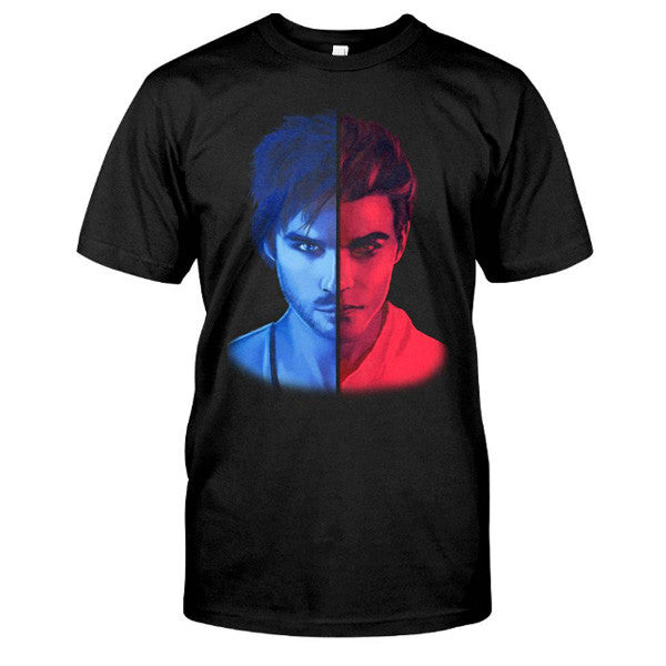 The Vampire Diaries- Limited Edition -Men Short Sleeve T Shirt - SSID2016
