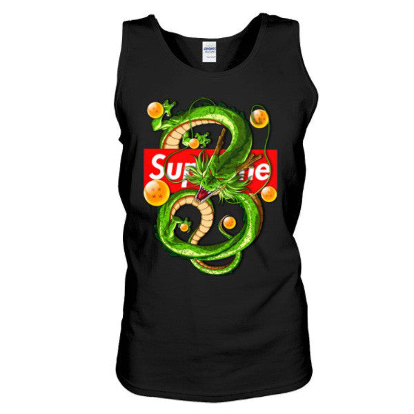 Super Saiyan - Dragon Supreme   Unisex Tank Top - SSID2016