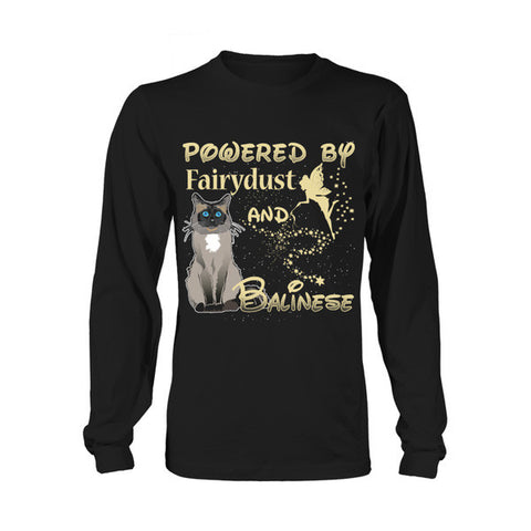Cat - BALINESE -Unisex Long Sleeve - SSID2016