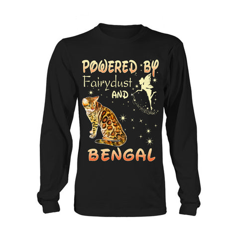 Cat - BENGAL -Unisex Long Sleeve - SSID2016
