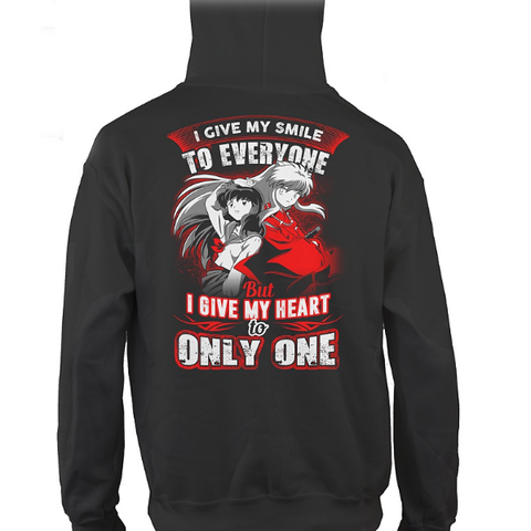Inuyasha - I give my smile to everyone -Unisex Hoodie-SSID2016