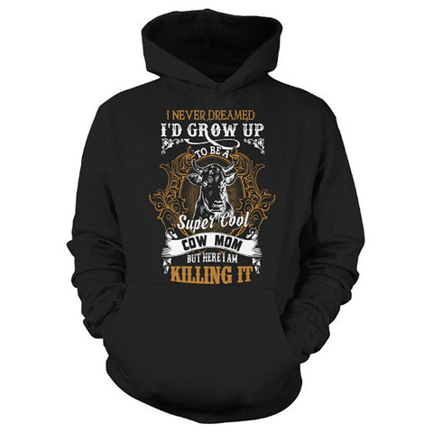 Farmer- But here i am killing it -Unisex Hoodie  - SSID2016