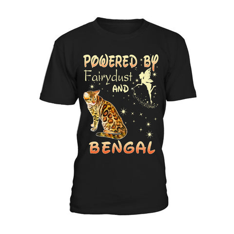 Cat - BENGAL -Men Short Sleeve T Shirt - SSID2016