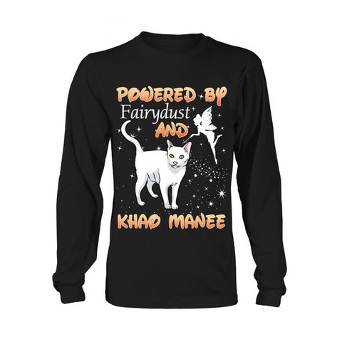 Cat - KHAO MANEE -Unisex Long Sleeve - SSID2016