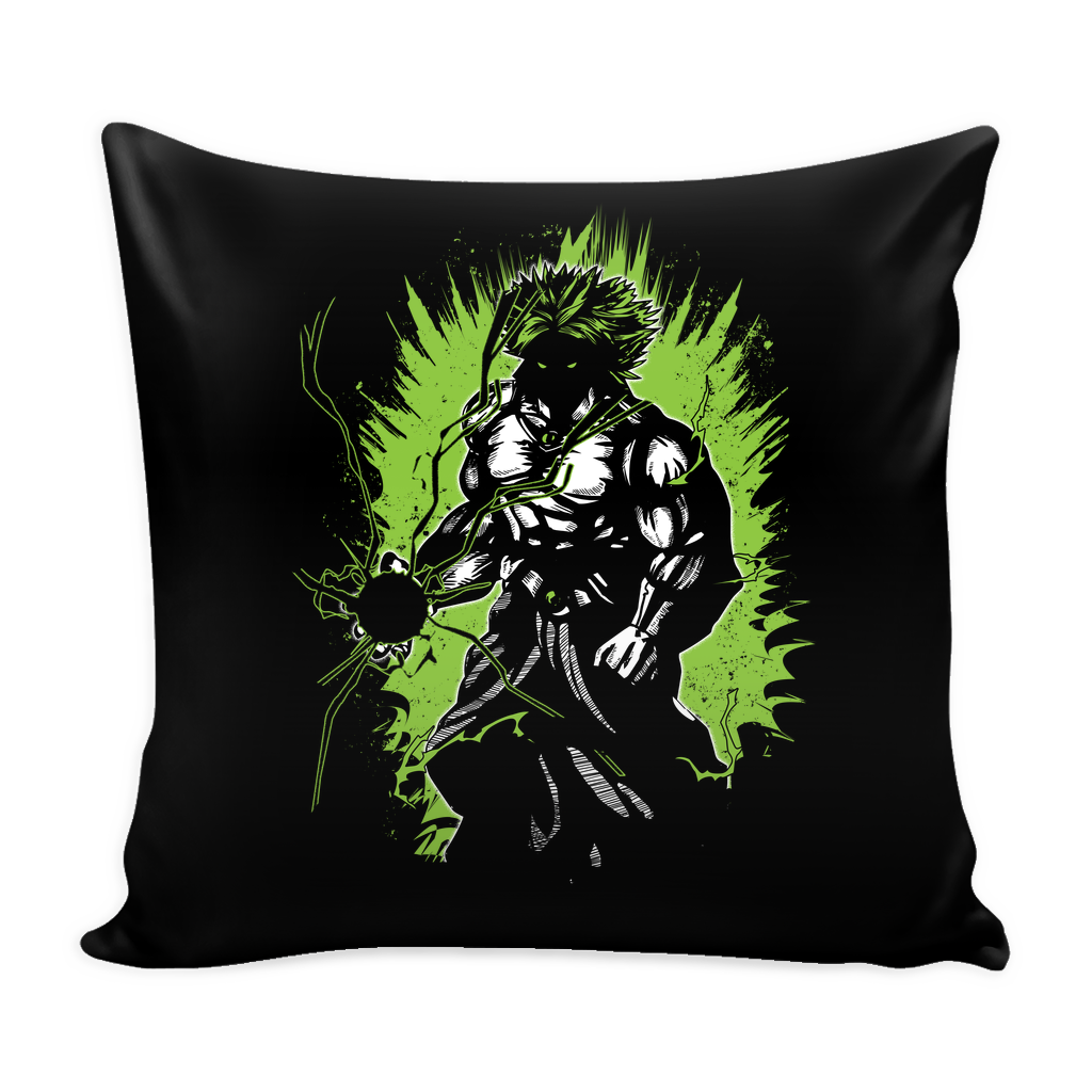 "Super Saiyan Broly Legendary Pillow Cover 16"" - TL00018PL"