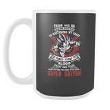 Super Saiyan Vegeta train to get title 15oz Coffee Mug - TL00052M5