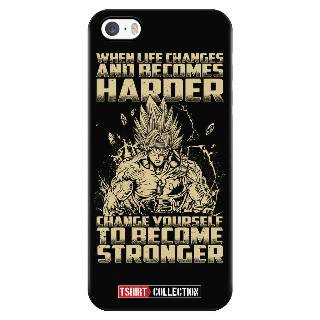 Super Saiyan Bardock become stronger Iphone Case - TL00476PC