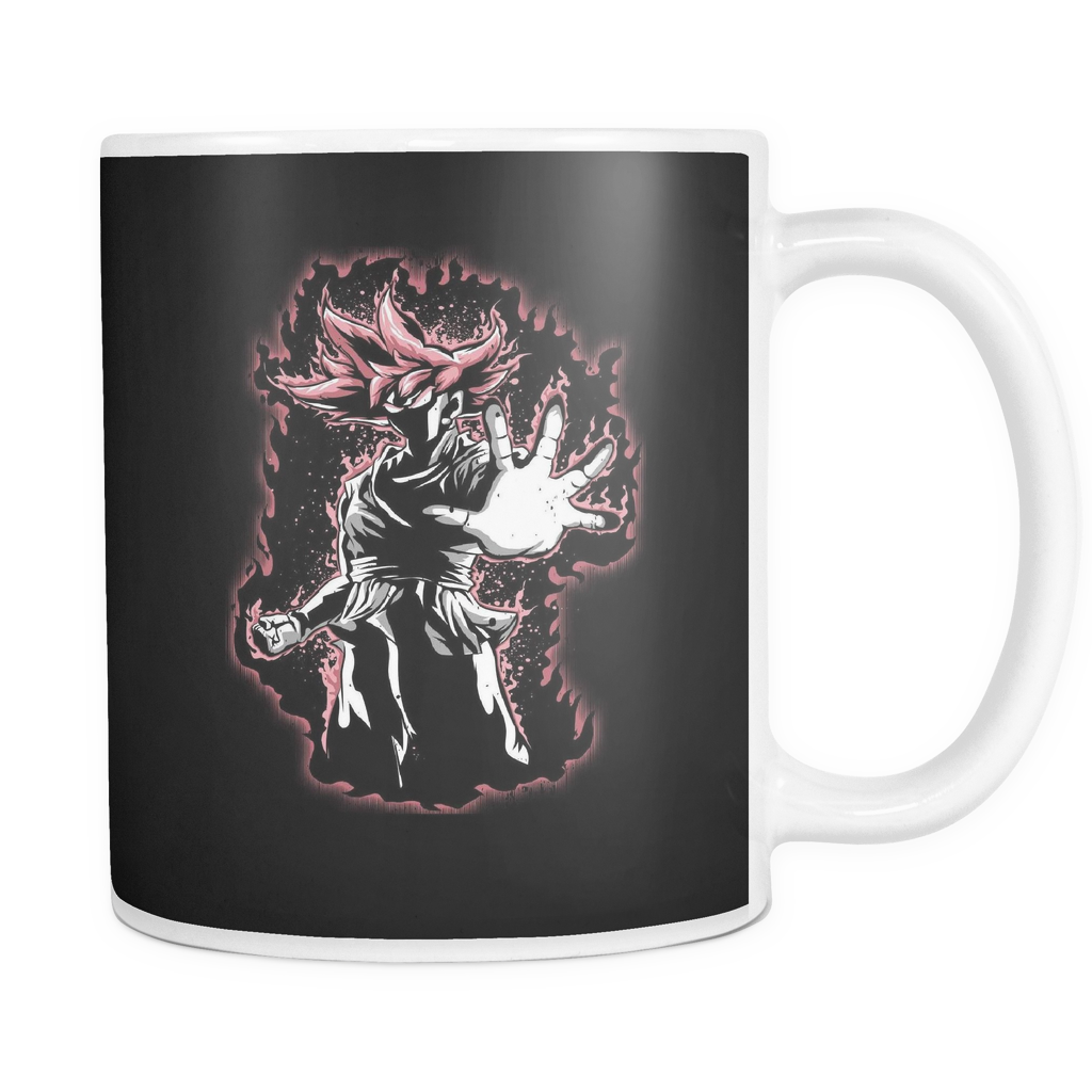 Super Saiyan - SSj Rose - 11oz Coffee Mug - TL00883M1