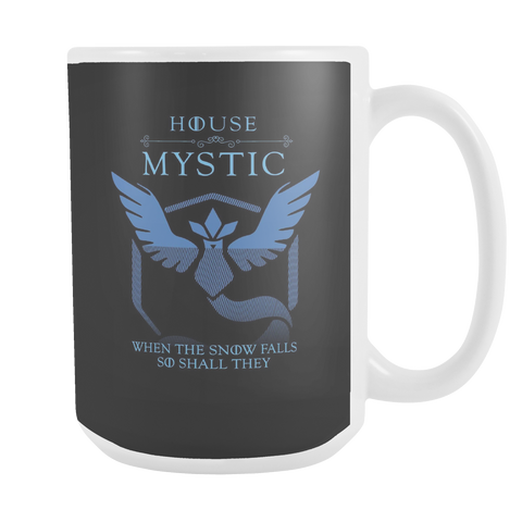 POKEMON HOUSE MYSTIC 15oz Coffee Mug - TL00618M5