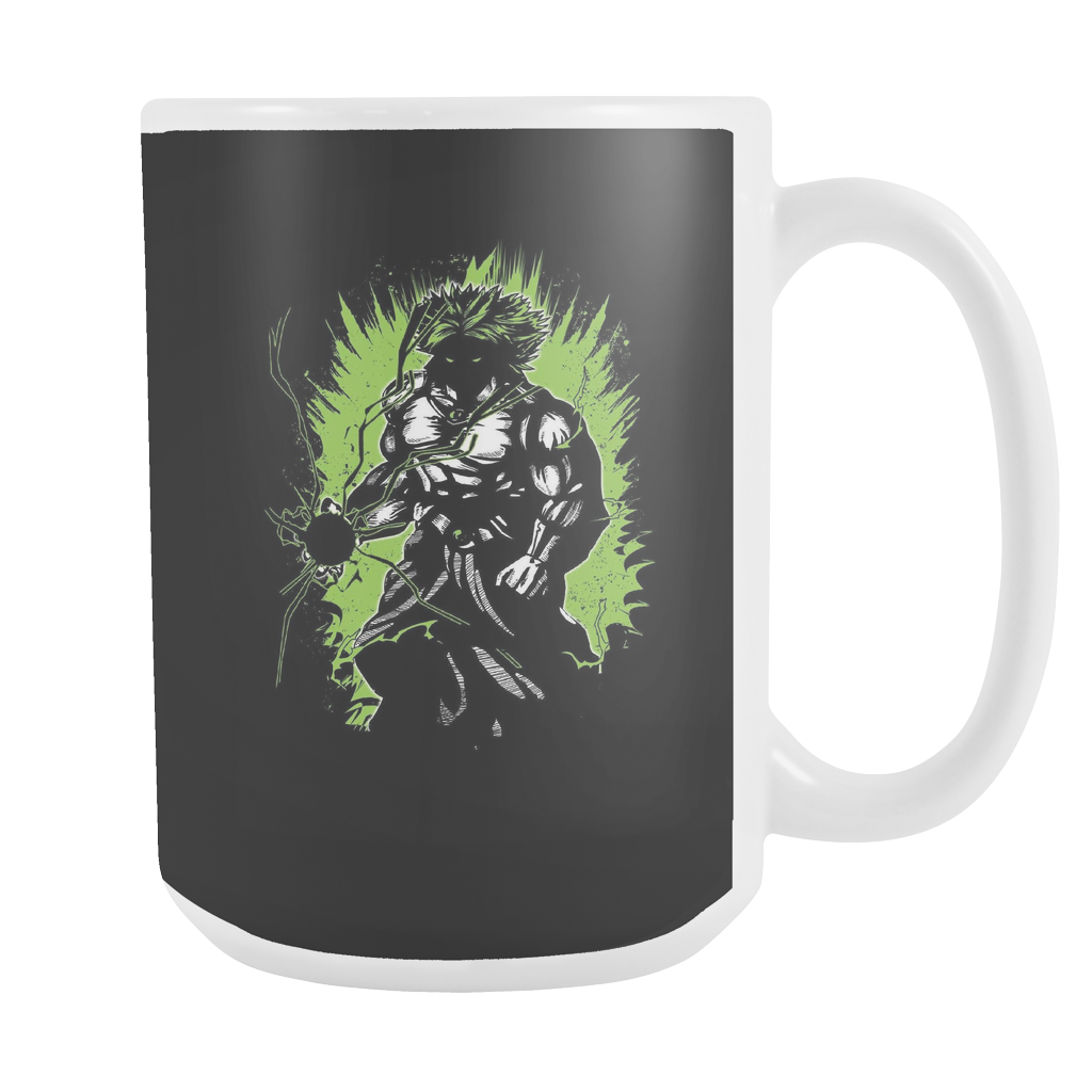 Super Saiyan Broly Legendary 15oz Coffee Mug - TL00018M5