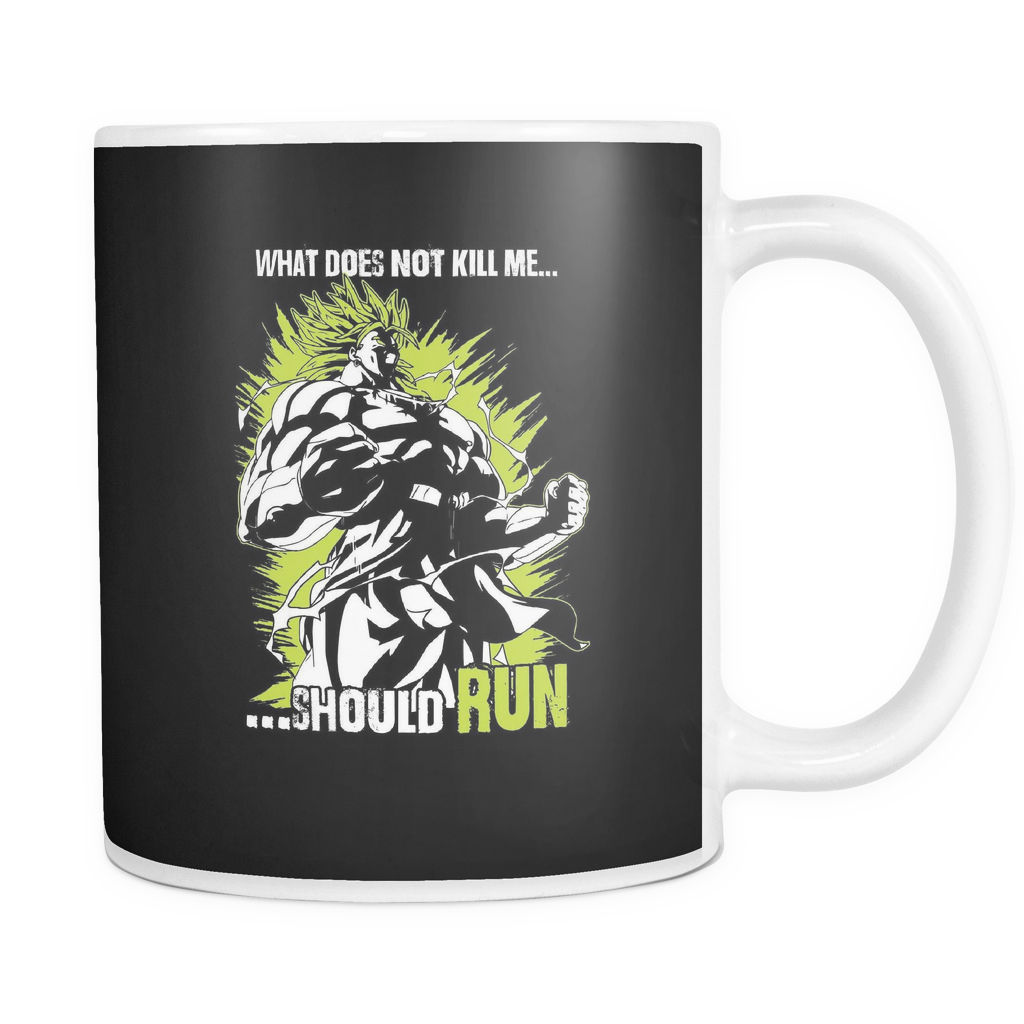 Super Saiyan Broly 11oz Coffee Mug - TL00117M1