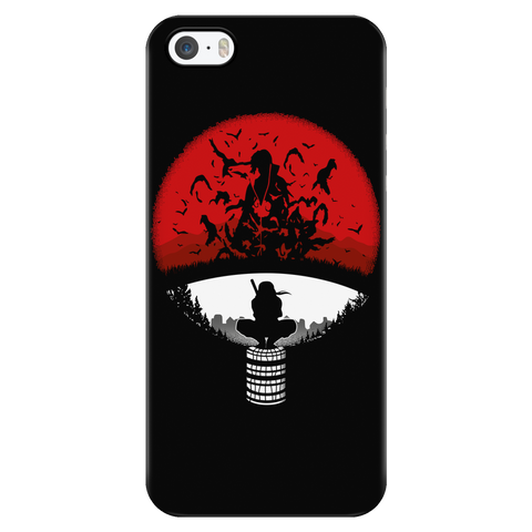 Naruto - Itachi Symbol - Iphone Phone Case - TL00927PC