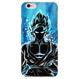 Super Saiyan - Goku Ssj God Blue - Iphone Phone Case - TL00942PC