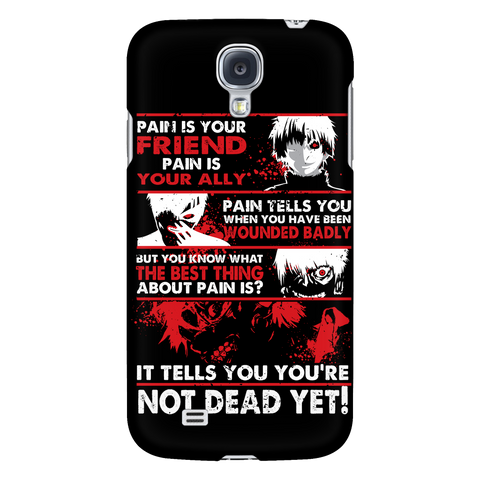 Tokyo Ghoul - Kaneki Pain It tells you you're not dead yet - Android Phone Case - TL01047AD