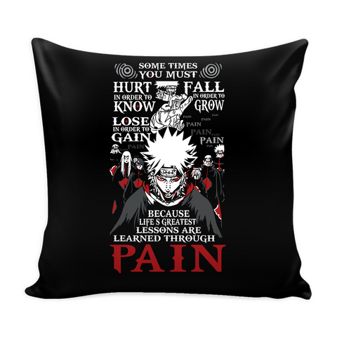 "Naruto Paint Learn Pillow Cover 16"" - TL00264PL"