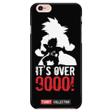 Super Saiyan Over 9000 Girl Iphone Case - TL00532PC