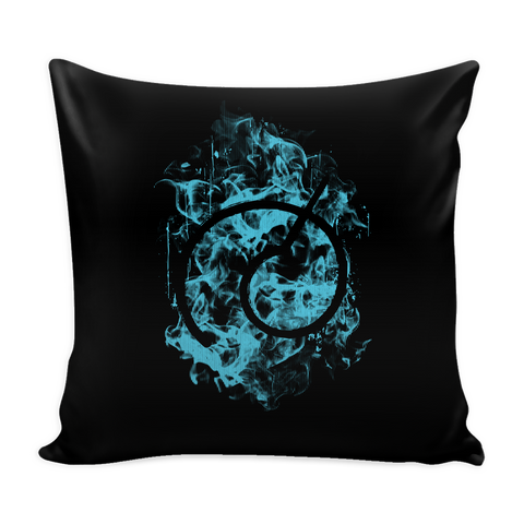 "Super Saiyan - Saiyan SS Blue - Pillow Cover 16"" - TL00896PL"