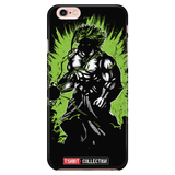 Super Saiyan Broly iPhone phone case - TL00018PC-BLACK