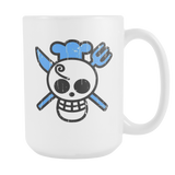One Piece - Sanji symbol - 15oz Coffee Mug - TL00900M5