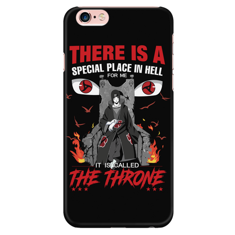 Naruto - Itachi Uchiha Throne - Iphone Phone Case - TL01253PC