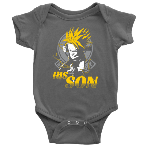 Super Saiyan Trunk Son Bodysuit Shirt - TL01930