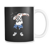 Super Saiyan Goku DAB Dance 11oz Coffee Mug -TL00233M1