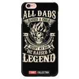 Super Saiyan Goku Dad iPhone 5, 5s, 6, 6s, 6 plus, 6s plus phone case - TL00034PC-BLACK