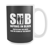 Super Saiyan 15oz Coffee Mug - SIB - TL00030M5
