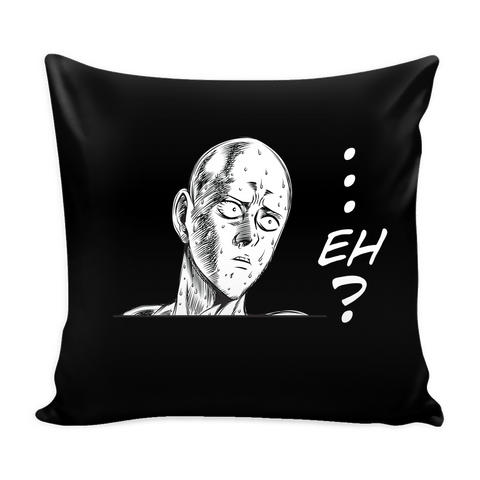 "One Punch Saitama Pillow Cover 16"" - TL00453PL"