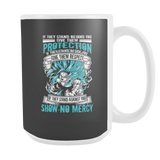 Super Saiyan - Goku Dragon Ball AF - 15oz Coffee Mug - TL00884M5