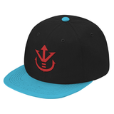 Super Saiyan Red Vegeta Crest Snapback - PF00188SB - The Tshirt Collection - 2