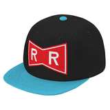 Super Saiyan Red Ribbon Symbol Snapback - PF00187SB - The Tshirt Collection - 2