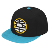 Super Saiyan Goku King Kai Symbol Snapback - PF00181SB - The Tshirt Collection - 2