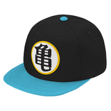 Super Saiyan Kame Symbol Snapback - PF00185SB - The Tshirt Collection - 2