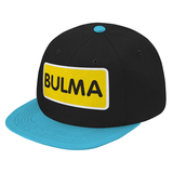 Super Saiyan Bulma Snapback - PF00178SB - The Tshirt Collection - 1