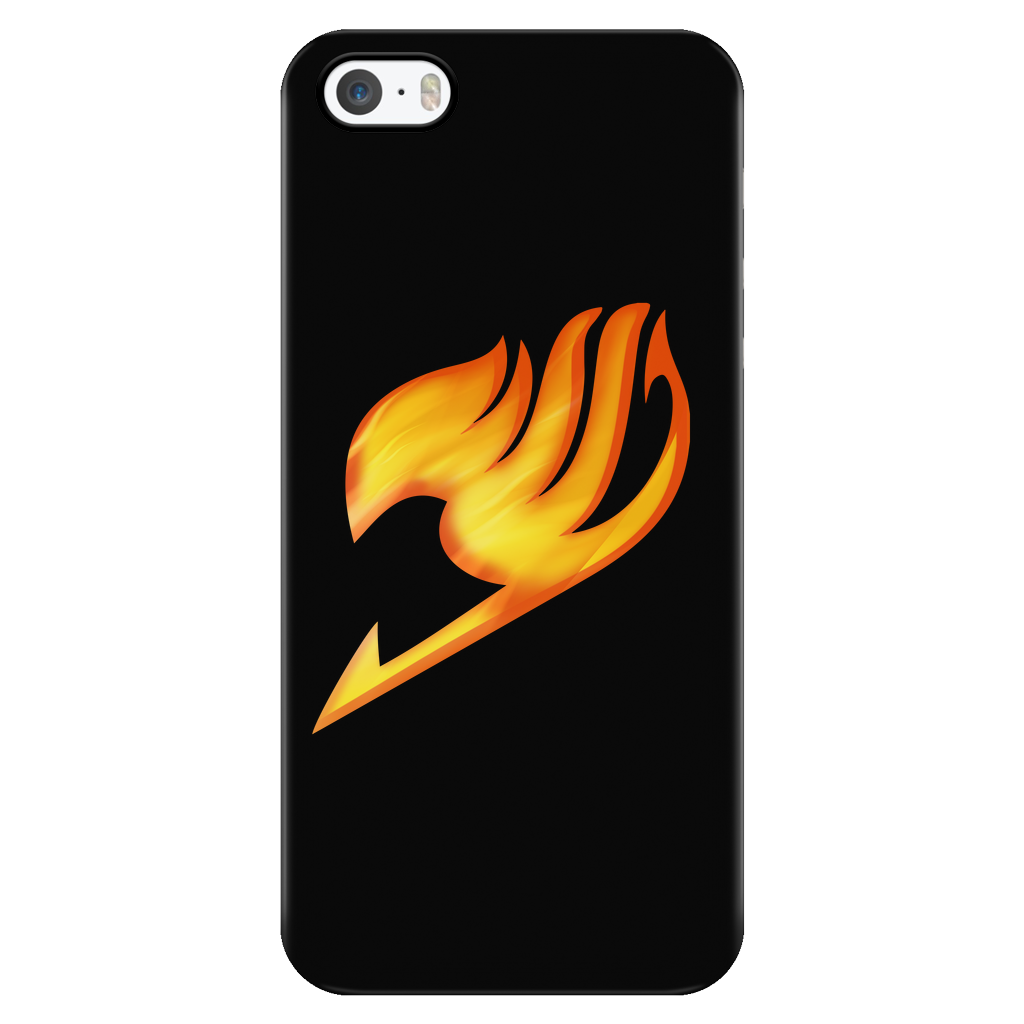 Fairy Tail Symbol Of The Clan 2 Iphone Phone Case Tl01254pc