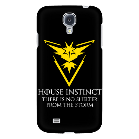 Pokemon house instinct there is no shelter from the storm Android Phone Case - TL00629AD