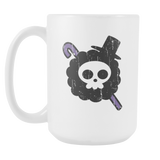 One Piece - Brook symbol - 15oz Coffee Mug - TL00902M5