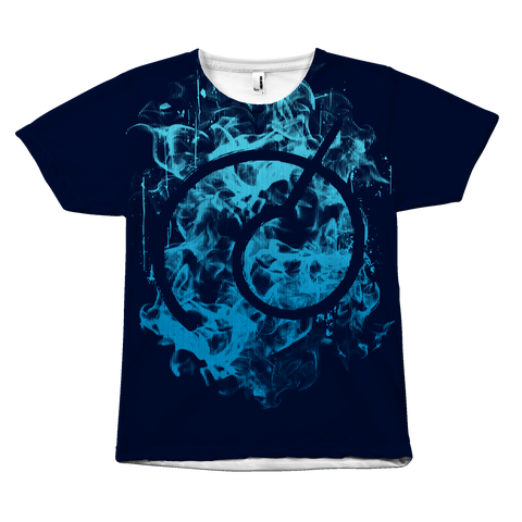 Super Saiyan - Super saiyan god - All Over Print T Shirt - TL00949AO