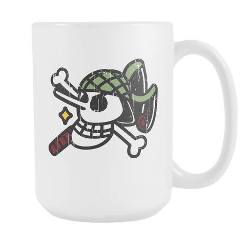 One Piece - Usopp symbol - 15oz Coffee Mug - TL00901M5
