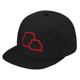 Naruto Village Rock Snapback - PF00297SB - The Tshirt Collection - 3