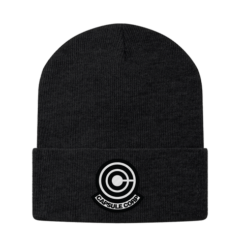 Super Saiyan Trunks Capsule Corp Symbol Beanie - PF00194BN - The Tshirt Collection - 1