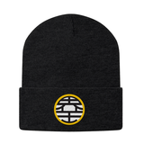 Super Saiyan King Kai Symbol Beanie - PF00199BN - The Tshirt Collection - 1