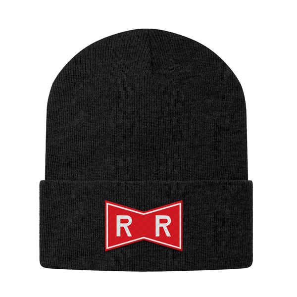 Super Saiyan Red Ribbon Beanie - PF00195BN - The Tshirt Collection - 1