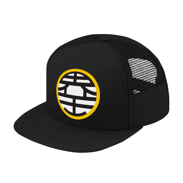 Super Saiyan Goku King Kai Symbol Snapback - PF00181TH - The Tshirt Collection - 1