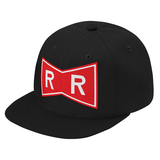Super Saiyan Red Ribbon Symbol Snapback - PF00187SB - The Tshirt Collection - 3