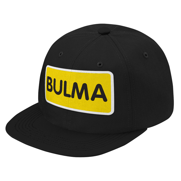 Super Saiyan Bulma Snapback - PF00178SB - The Tshirt Collection - 2