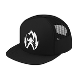 Super Saiyan Vegeta White Symbol Trucker Hat - PF00310TH - The Tshirt Collection - 2