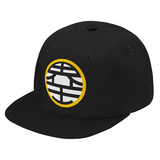 Super Saiyan Goku King Kai Symbol Snapback - PF00181SB - The Tshirt Collection - 3