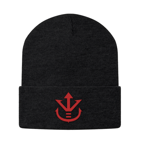 Super Saiyan Vegeta Red Crest Beanie - PF00193BN - The Tshirt Collection - 1